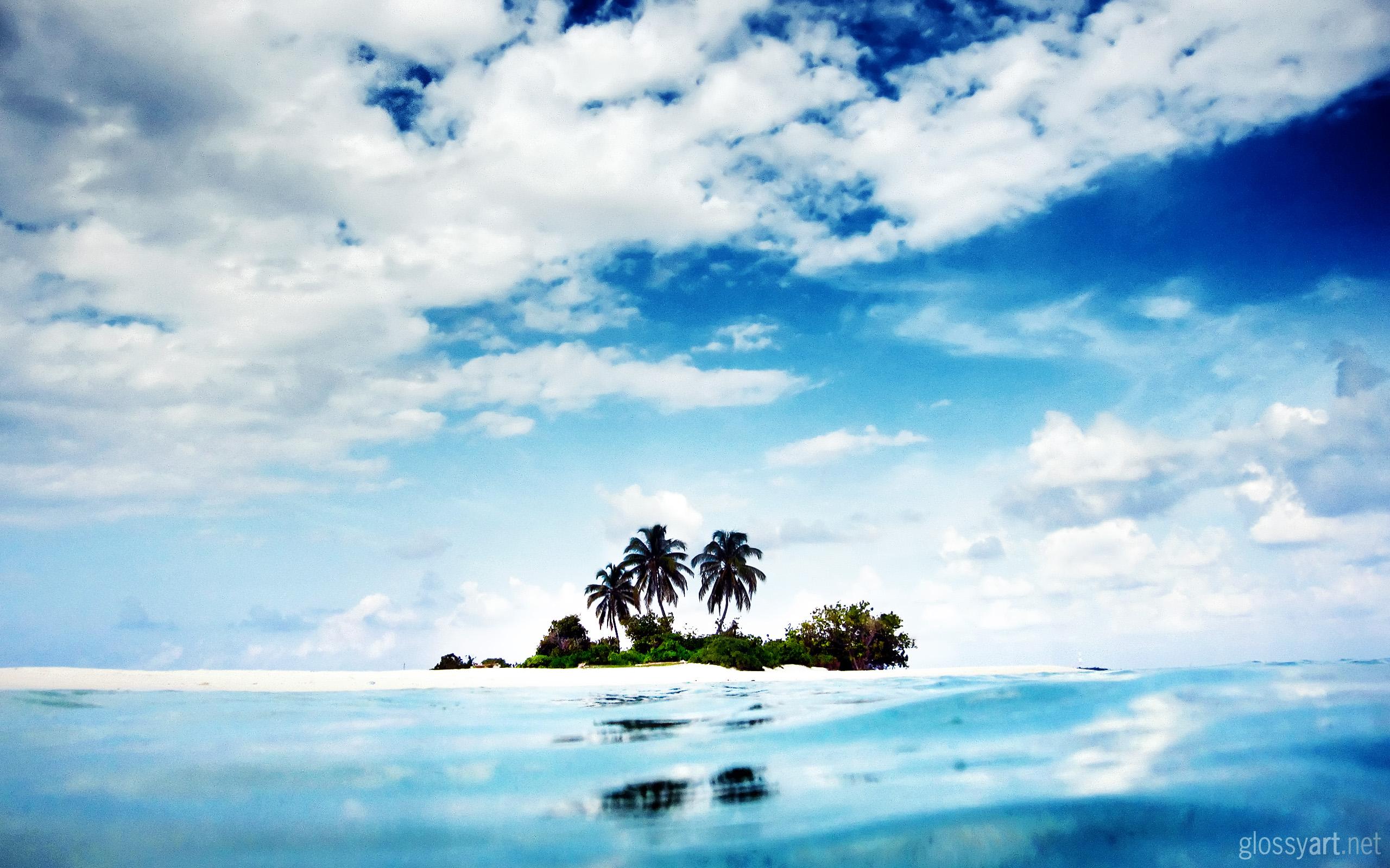 Blue Paradise by nxxos