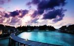 Maldivian Sunrise