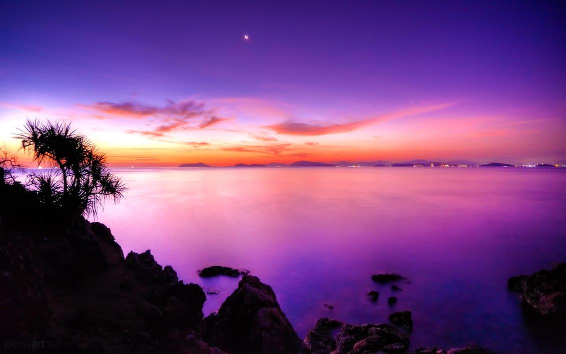 Moonrise by nxxos