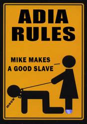 Adia's Slave by nxxos