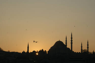 Istanbul by MrsMay