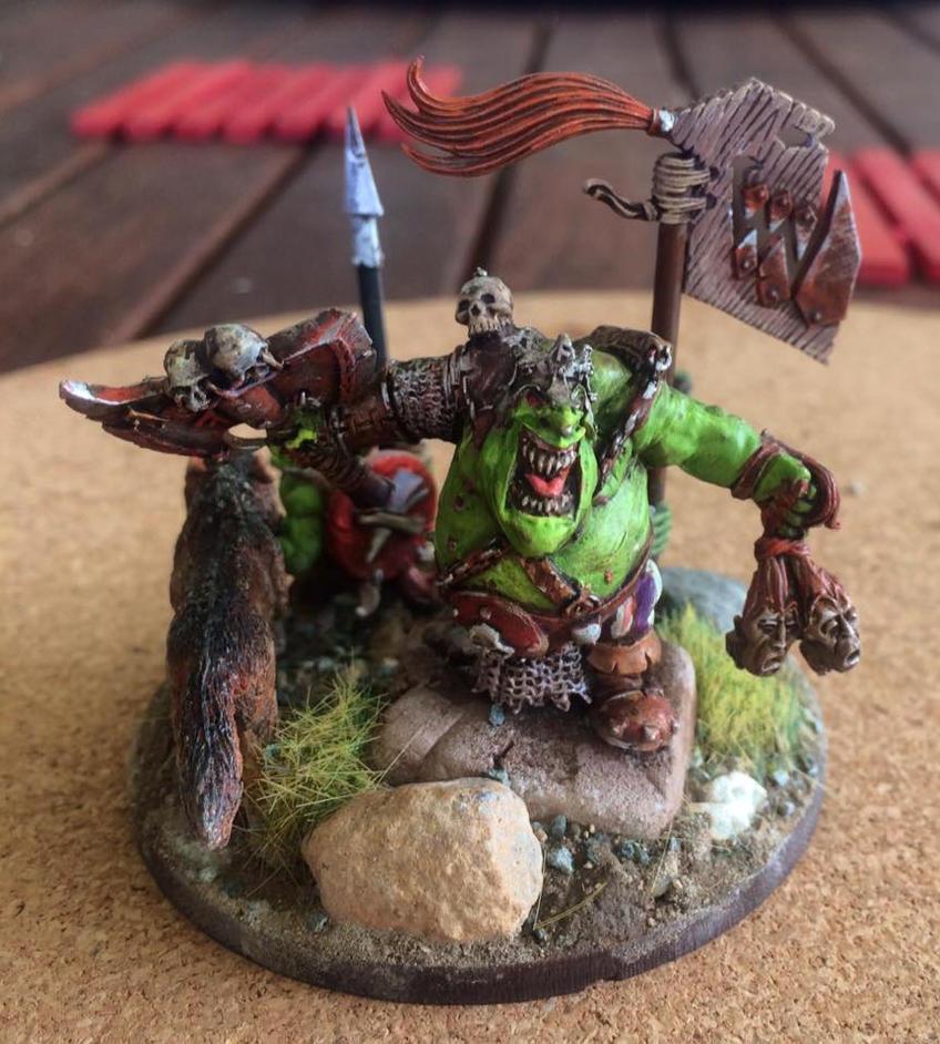 Goblin King by fanai59
