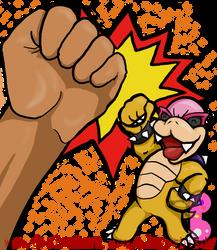 Pocket Pal Roy Epic Fist Bump