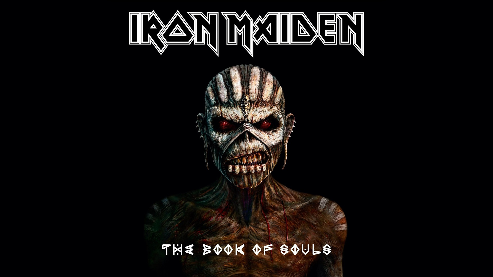 Iron Maiden The Book Of Souls 1080p By Mateelias On Deviantart