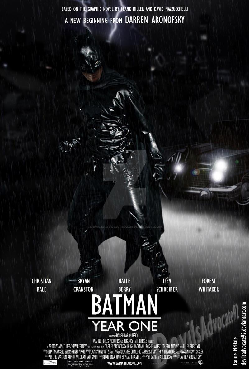 Batman: Year One by DevilsAdvocate92
