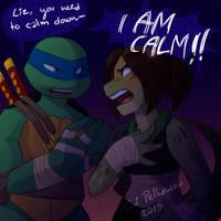 TMNT: Calm by Suzukiwee1357