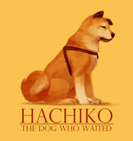 Hachiko by Suzukiwee1357