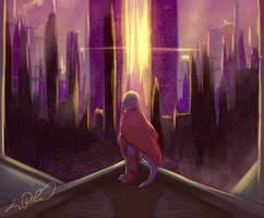 TMNT NEXT GEN: City of the Future by Suzukiwee1357