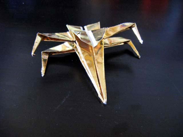 Origami X Wing By Origami Guy On Deviantart
