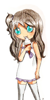 C: Ruka by strawinmyberry