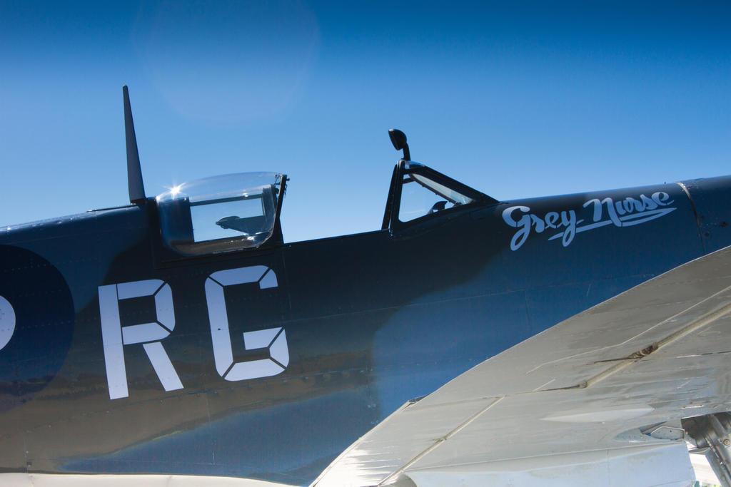 Supermarine Spitfire by DogCatPie