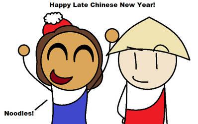 Happy Late Chinese New Year! (English)