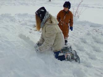 Do you wanna build an snowfort?