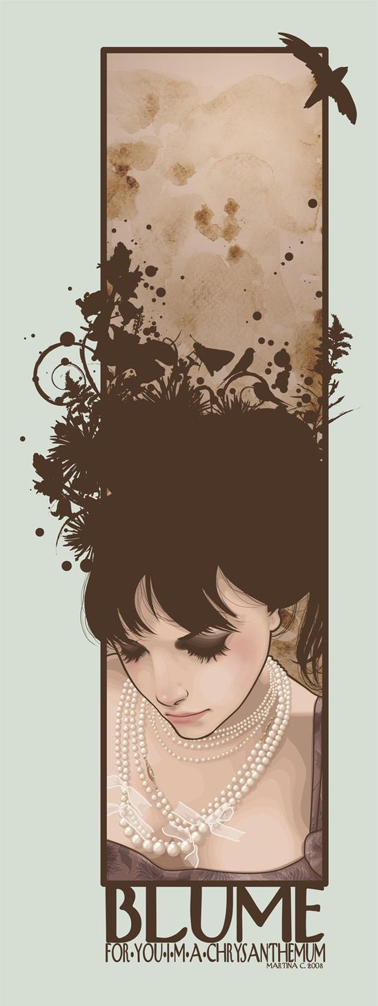 Per te io sono un crisantemo by martinacecilia
