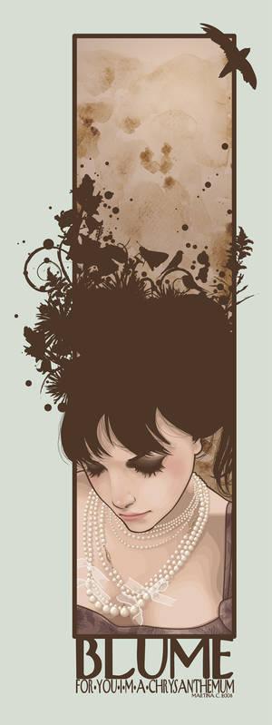 Per te io sono un crisantemo