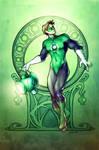 Green Lantern Nouveau