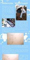 Watercolour walkthrough