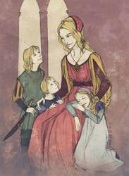 Cersei's jewels by martinacecilia