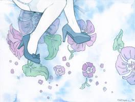 Ma le gambe... by martinacecilia