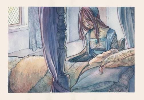 Catelyn at Riverrun