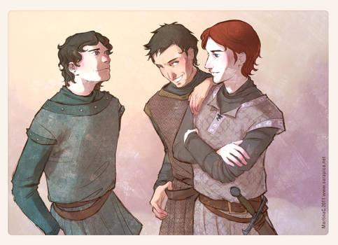 Youth in Winterfell