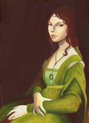 Margaery by martinacecilia