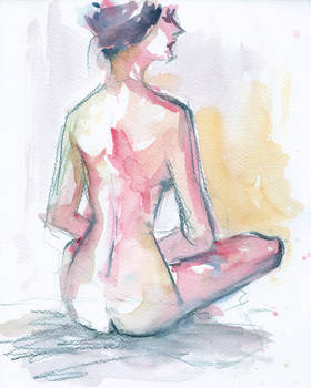 Nude exercise 2