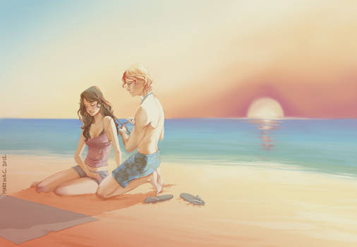 Annie and Finnick