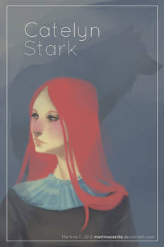 Girls of Westeros - Catelyn