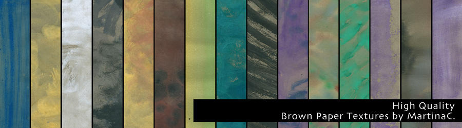 Brownpaper texture pack - high quality
