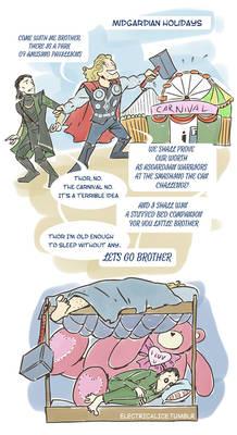 Midgardian holidays