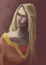 Cersei by martinacecilia