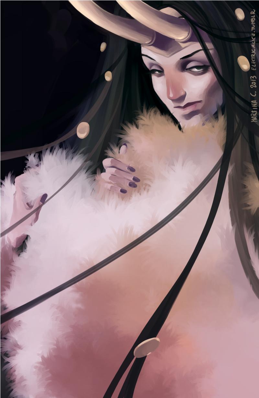 Lady Loki by martinacecilia