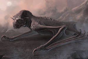 The Dragon by DavidDunmer