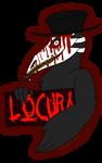Locura Badge