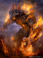 ifrit by ozma02