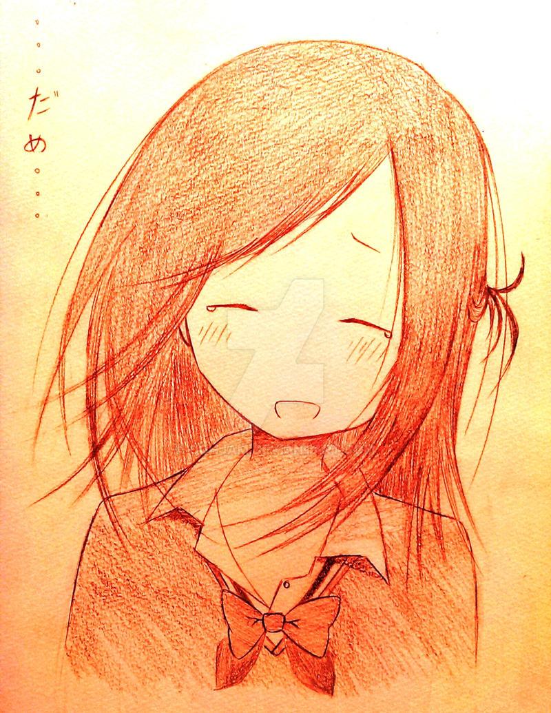 Isshuukan Friends - Fujimiya Kaori by oohjam