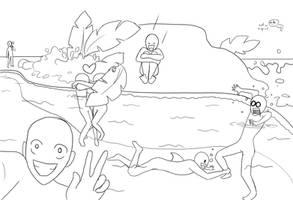 FTU: Draw the Squad by treesareredinautumn