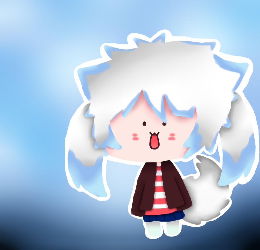 Mascot by okumurakung