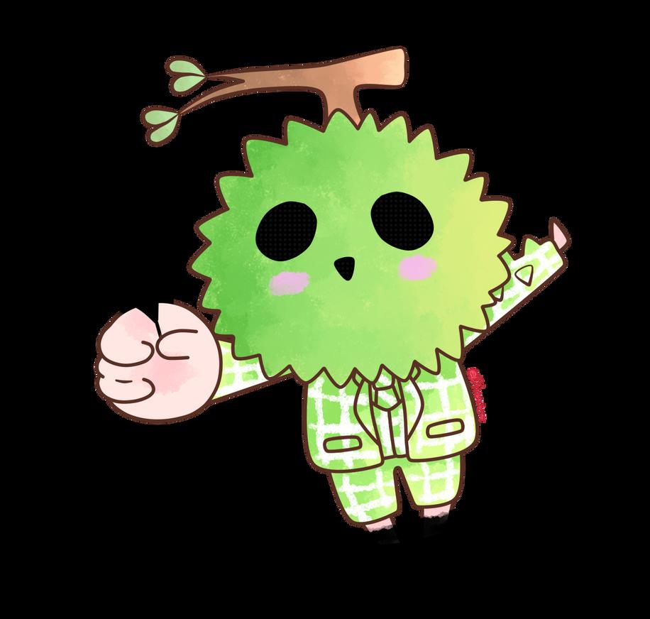 The Mask Singer - Durian Masked by okumurakung