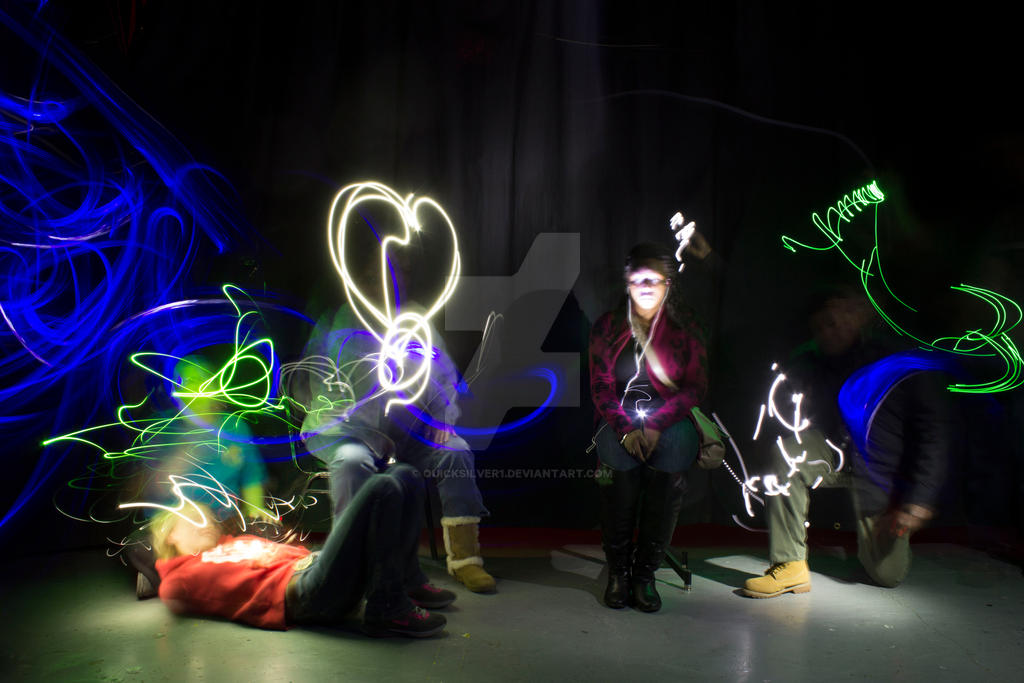 class light painting 2 by Quicksilver1