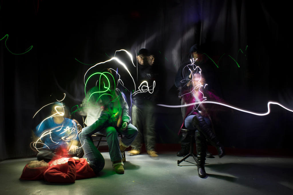 class light painting 3 by Quicksilver1