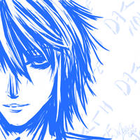 Death Note -L by Dixzallicx