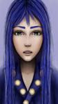 Portrait: Iris