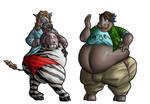 Weighty Wildlife