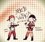 Reb and Vodka Show
