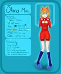 Original character - Okina Mimi