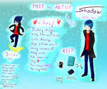 Meet the artist - Shadow