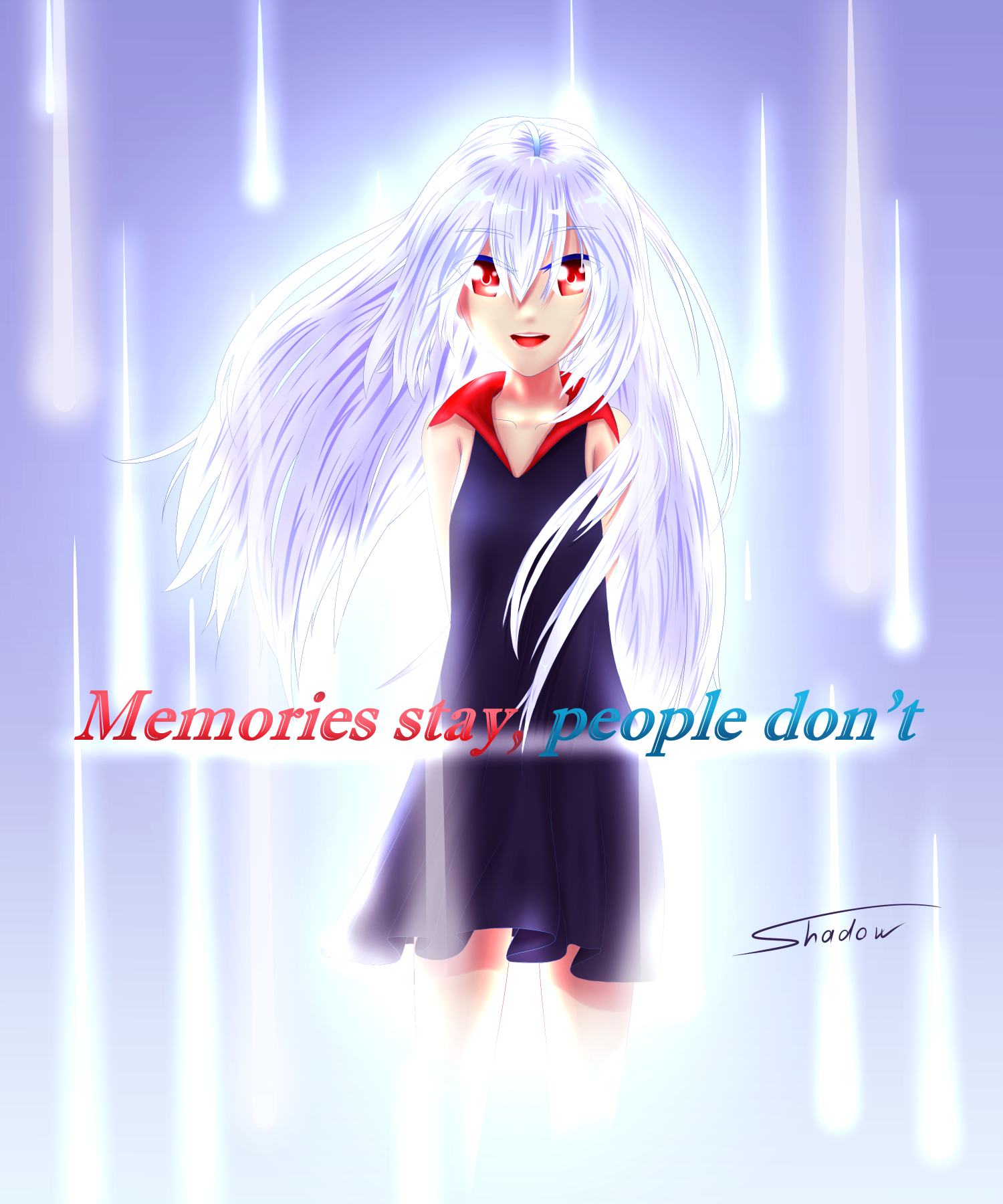 Plastic memories - Isla by ShadowOuO