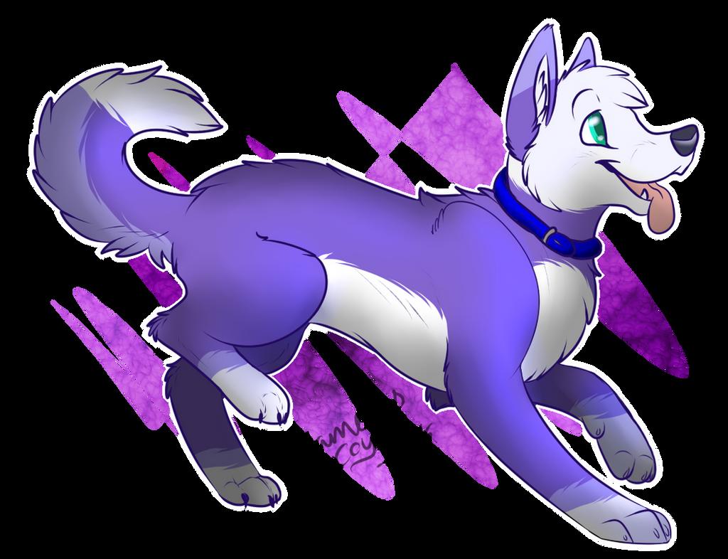 [YCH] - PurpleDug_
